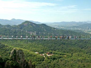 Wuhu glass bridge