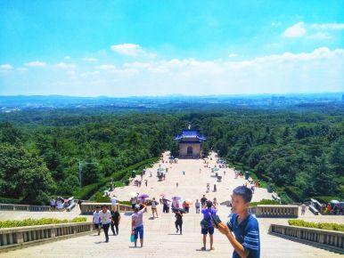 中山陵 (Sun Yat-sen)