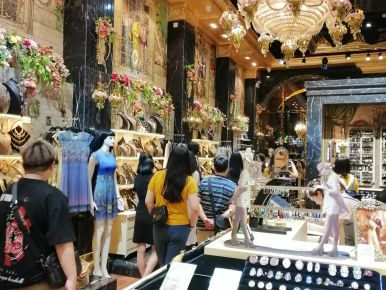 Han street, a traditional Shop-Wuhan