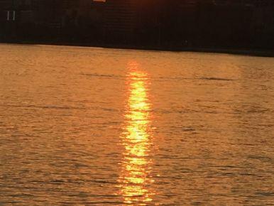 Sunset-River-Wuhan