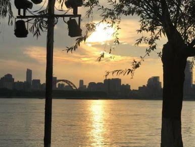 Sunset-Wuhan River