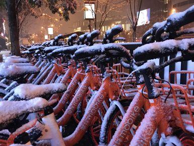 Sharing bike