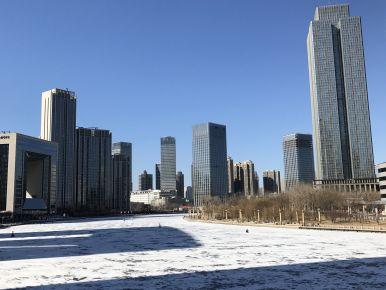 Tall building in Tianjin