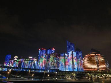 Night Scenery 1, Hangzhou