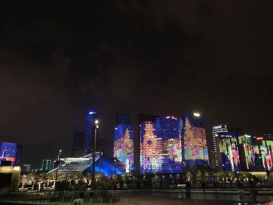 Night Scenery 2, Hangzhou