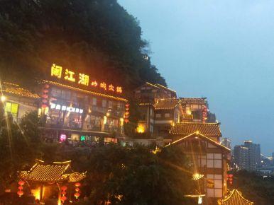 Night view of Chongqing (iv)