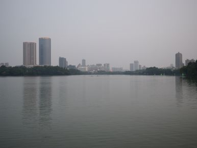 雨山湖-马鞍山
