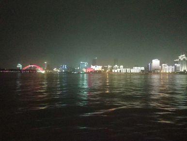 River-Night view-Wuhan