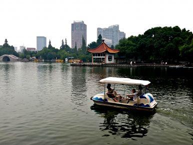 Wuhu city center