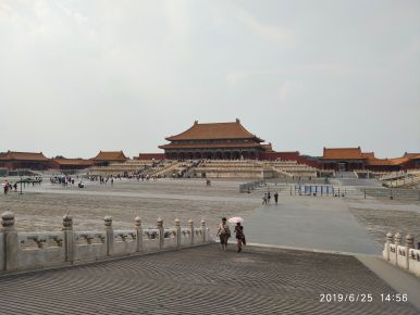 The Most Magnificent Imperial Palace of China